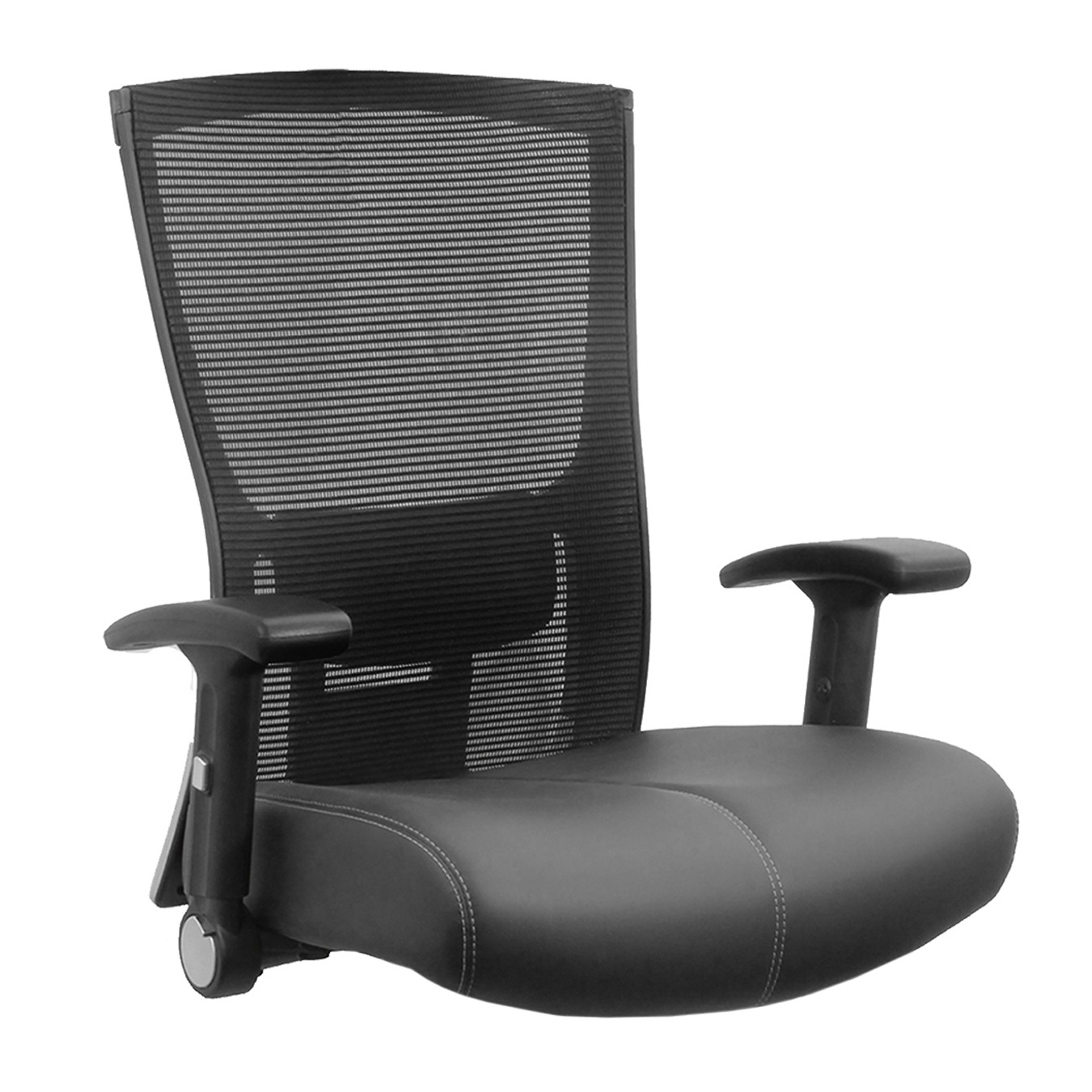 Eclipse Mesh Casino Chair